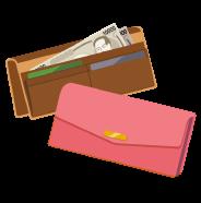 経済的に余裕があるママ活女性の財布